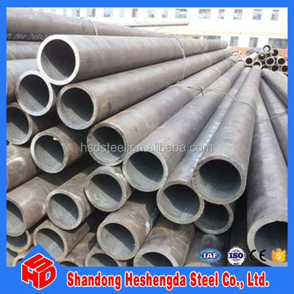 cold drawn seamless carbon steel pipe for oil and gas industry