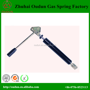 Factory Best design Supply Lockable Gas Spring for bed.cabinet