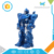 Alibaba china new arrival hot blue electronic plastic fighting robots for sale