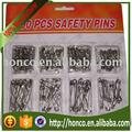 Hot Selling Silver Golden Safety Pins with different sizes