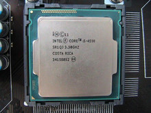 CPU Intel i5 4590 6M Haswell Processor New cpu