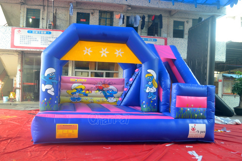 High quality bouncer castle inflatable combo bouncer inflatable bounce house jumping  castle for sale