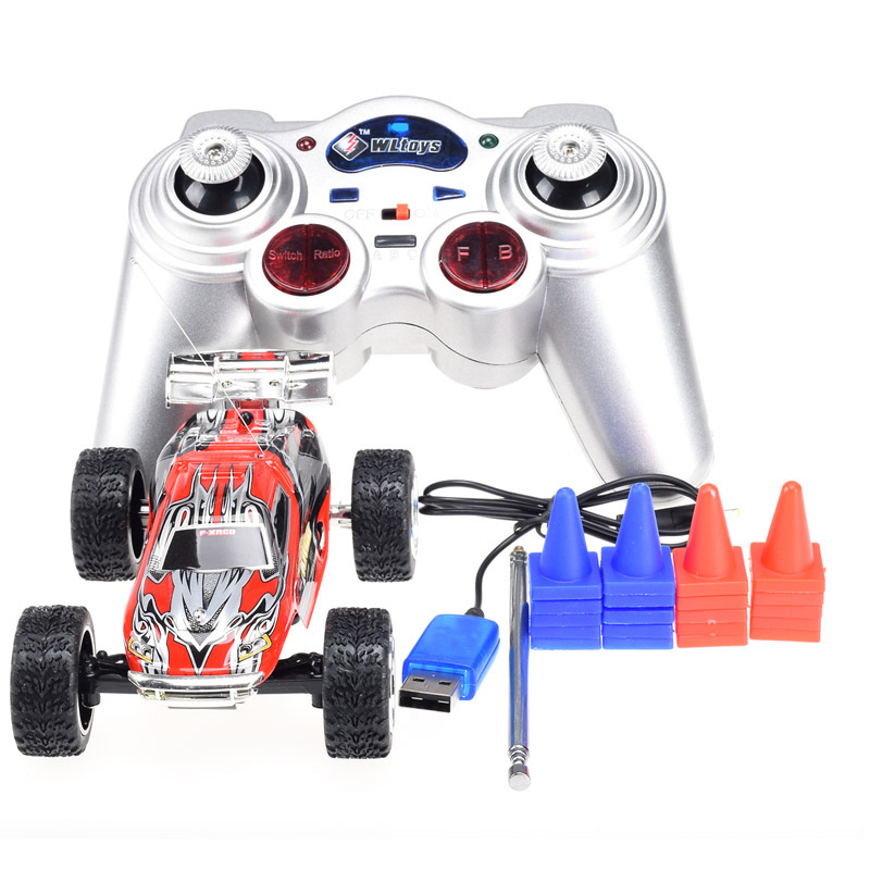 Funny RC Toys WL toys Speed Buggy 27/40/49 mhz mini rc car