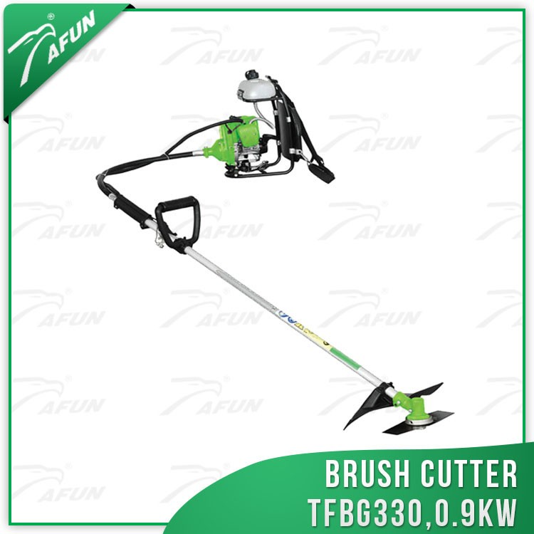 grass cutting equipment cg330 brush cutter backpack model