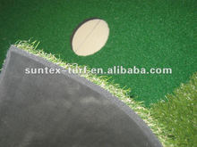 Portable Golf Putting Green Mat With Artificial Grass
