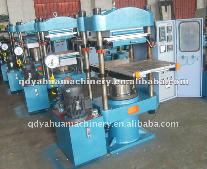 Machinery Rubber Components Flat Curing Press