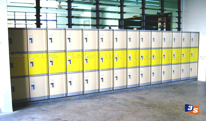 Modular School Locker