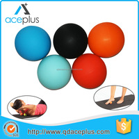 Mytext Silicone Lacrosse Massage Ball