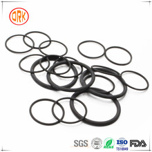Black NBR 70 Shore A Aging Resistant Rubber O Ring