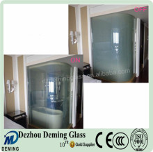 Transparent Switchable Film Smart Glass Clear White Magic Glass