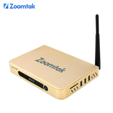 NEW 3D4K Dual WIFI Zoomtak T8 fta receiver hd Android 4.4 satellite dish for sale