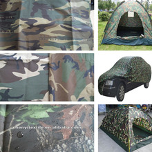 China supplier textile 100 polyester taffeta military