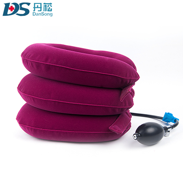 Comfortable clamp waterproof cervical collar for relief chronic pain