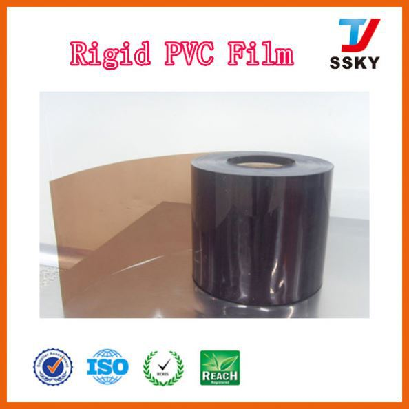 100% recyclable matte cold laminating film rolls normal clear anti slip mat pvc roll