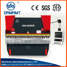 Delem Damapress brake for steel plate bending,auto bending machine,used aluminum brakes sale