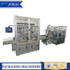 Automatic Filling And Capping Machine Production