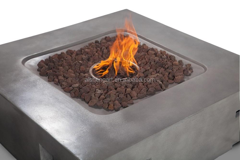 42 quadratmeter moderne terrasse gas feuerstellen tisch mit nachttisch und freien feuer. Black Bedroom Furniture Sets. Home Design Ideas