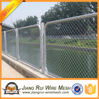 Wholesale Alibaba China used chain link fence prices for sale Factory