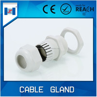 HongXiang PG7-PG63 Waterproof Plastic Cord Grip Wire With IP67