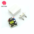 DC output switch power supply type 5V 1.5A 1.2A 1A power adapters