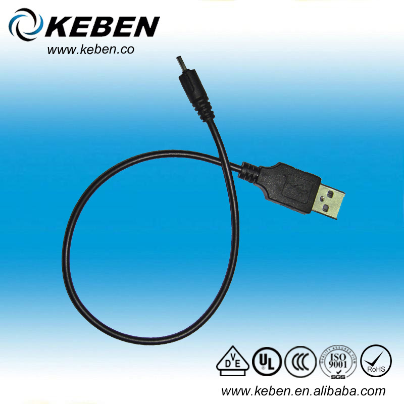 USB charging 2.0 usb to 2mm jack cable
