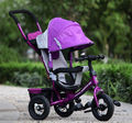 hot sale tricycle baby carriage baby stroller with surrey push handle ADL-TRICYCLE001