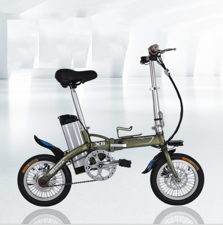 14 inches mini Portable <strong>folding</strong> electric bicycle china wholesale electric bike