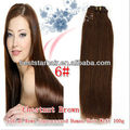 6 silky strsight hair weft 8-30inches brazilian virgin hair queen hair products