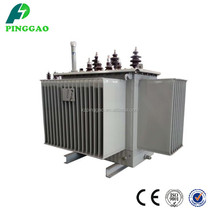 Power Transformers of the Oil Immersed Sealed Type Up to 2000 KVA 11 KVA 3 Phase