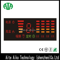 Home Appliances Colorful Customized LED Display