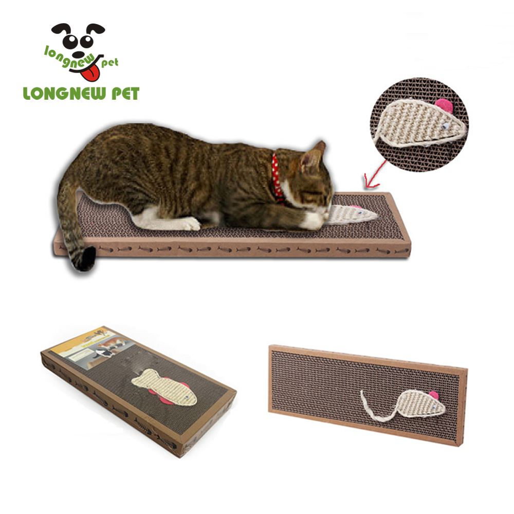 Durable Cats Scratch Board Cats Toy Sisal Hemp Cats Scratching Post For Pet Products