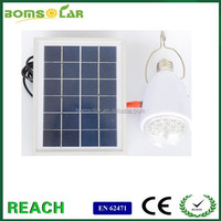 One head solar shed light Solar Led Lights For Home Solar home lighting kits