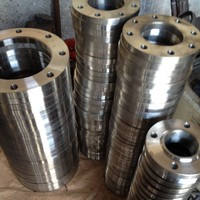 AISI 410 Direct Factory Price Good Quality Lwn Flange Long Welding neck Flange For Exporting The Other Countries