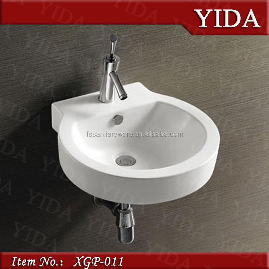 Round Ceramic Sinks Sanitary Ware Toilet Set Basin Cheap Price  Cheap Toilet  And Sink Set. Sink And Toilet Set