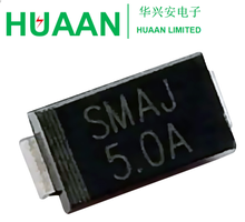 SMAJ110CA , SMAJ110A ,DO-214AC 110V Transient Voltage Suppressor TVS Diode