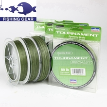 Hot Selling Pe Fishing Line Japan Fish Wire 150m 165yds 4 Strands 12LB-80LB Braided Fishing Line