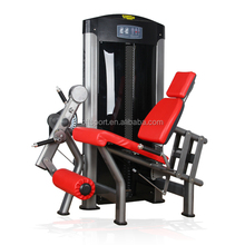 Lifetime fitness machines leg extension of use in profeesional club and gymnasium