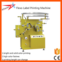 High Speed 2 Colors Flexo Label Printing Machine