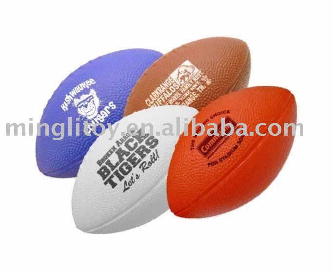 sell pu rugby ball