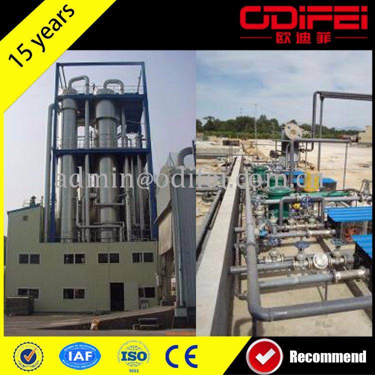 oil recycling equipment waste oil filter system