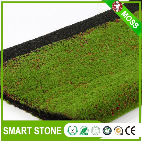 Simple Maintenance Reasonable Price Artificial Moss For Decoration Grass