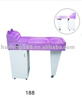2014 hot sale huifeng 188 fashion manicure table nail desk