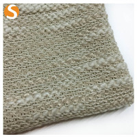 Wholesale Polyester Cotton Hacci Fabric Sweater Knit