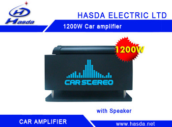 High power korea car amplifier 1000W