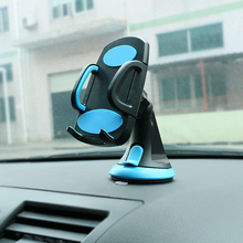 New Arrival ABS Plastic Universal 360 Rotatable mobile phone car mount windshield holder Mobile Phone Holder product holder