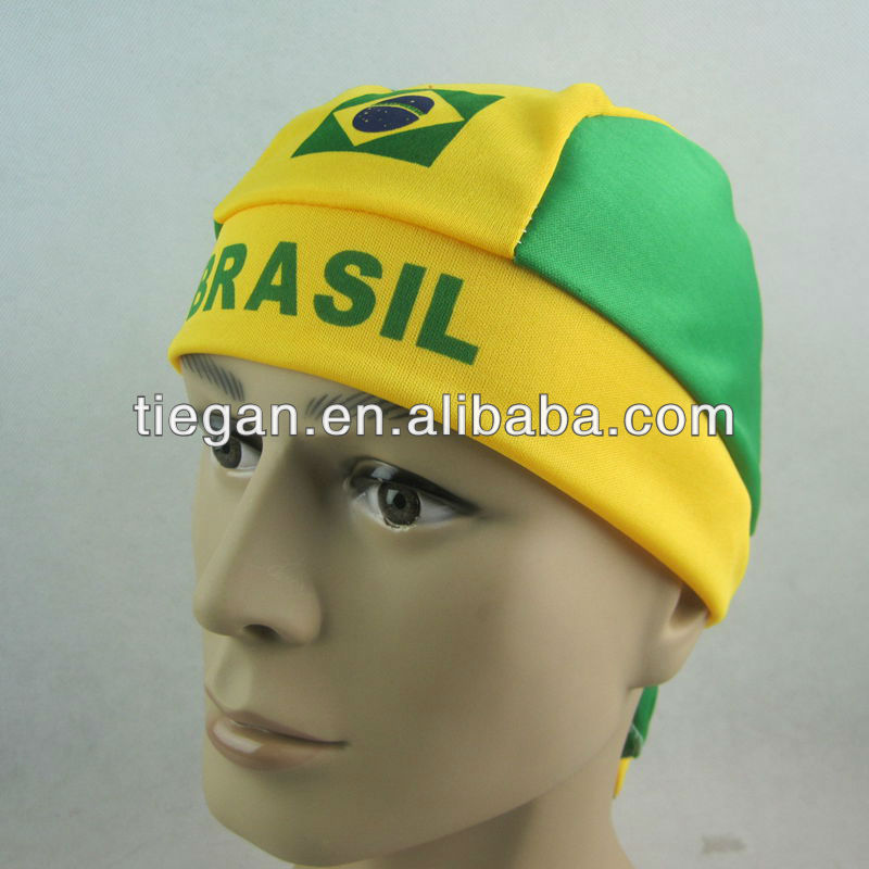 2014 Brazil World Cup Brazil pirate hat,pirate game