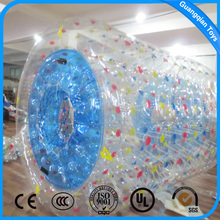 Guangqian High Quality Inflatable Water Walking Roller Ball For Sale