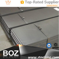 EN10095 X10CrAlSi18 hot rolled mirror finish stainless steel sheets