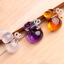 Colorful Crystal Bag Pendant for Decoration or Gift