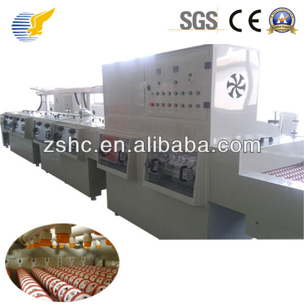 High Precision Etching Machine Line for Metal Electron Component